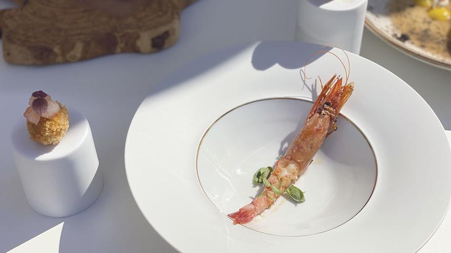 Raúl Linares gana la primera edición del 'Concurs de cuina amb gamba de Sóller'