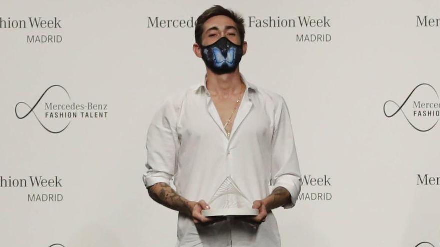 """Robber Rodríguez: """"Mi primer recuerdo de moda es ir de compras con mi madre"""""""