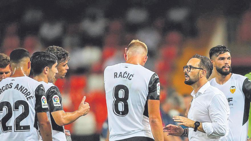 Las claves del Valencia CF de Bordalás para ganar al Mallorca