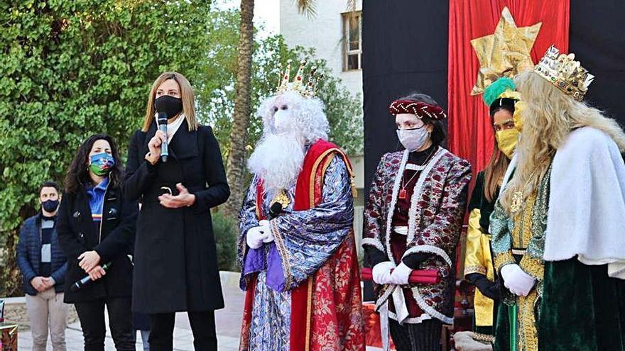 Archena, Caravaca, Cieza y Alcantarilla reciben a los Reyes