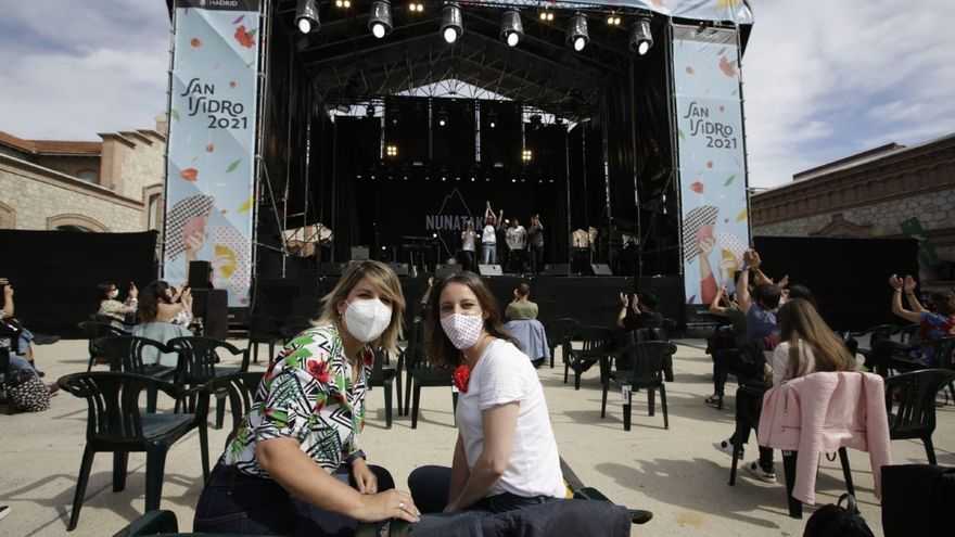 Nunatak inaugura 'Cartagena Suena en Madrid' en las fiestas de San Isidro