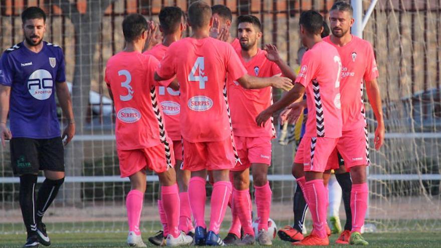 El Alcoyano sale derrotado del amistoso contra el Saburtalo Tbilisi