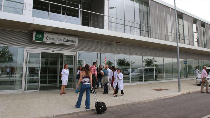 Médicos del Guadalhorce atienden a niños a pesar de no tener servicio pediátrico