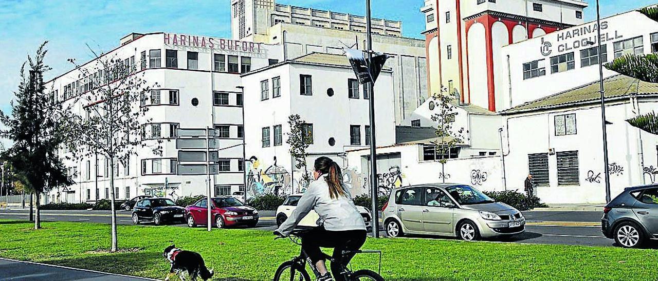 Alicante Vivo pide catalogar y declarar Bien de Relevancia Local las harineras de Benalúa.