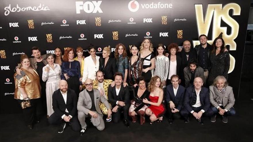 'Vis a Vis' estrena su cuarta temporada por todo lo alto