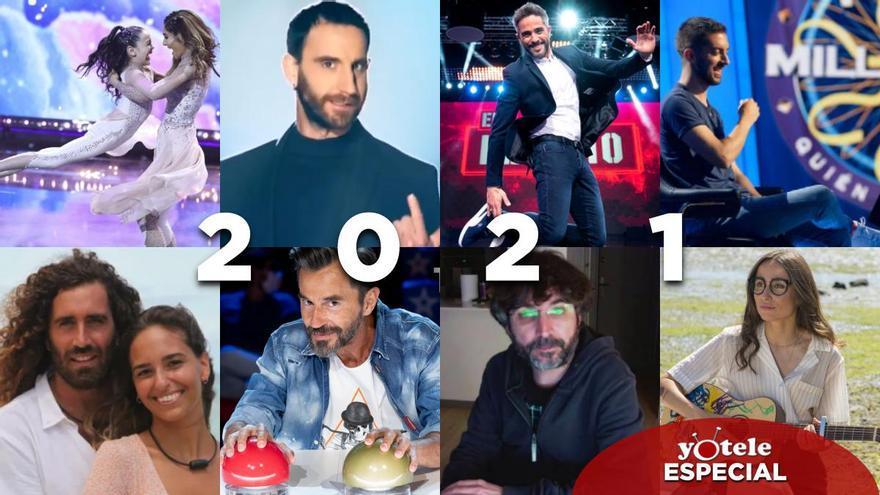 Els programes d'entreteniment que les cadenes preparen per al 2021
