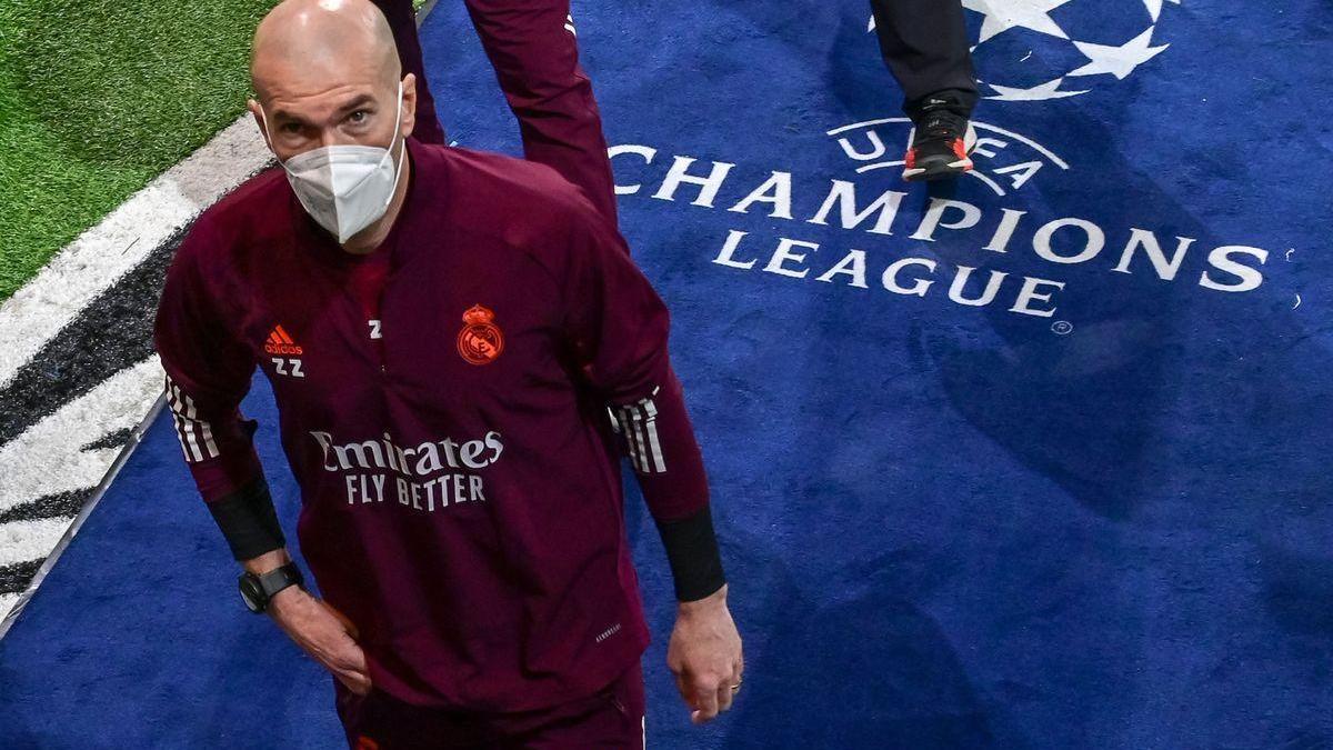 Real Madrid-Liverpool, en cuartos de final de la Champions