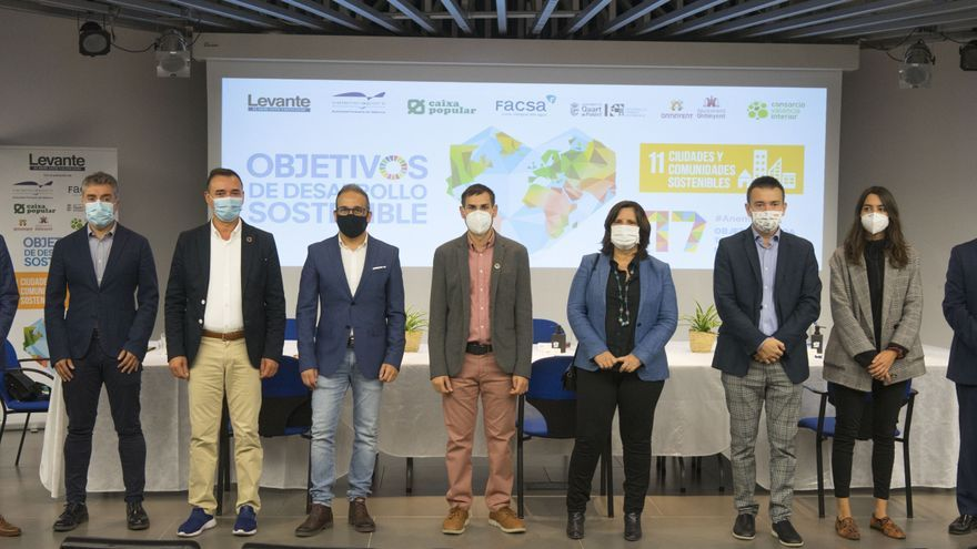 Desayunos Levante-EMV | Objetivo ODS: Ciudades sostenibles