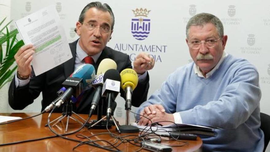 El Tribunal de Cuentas embarga a Torró, Reig y Gonzalo Morant por el pago de 480.000 euros de IPG a Comarques TV