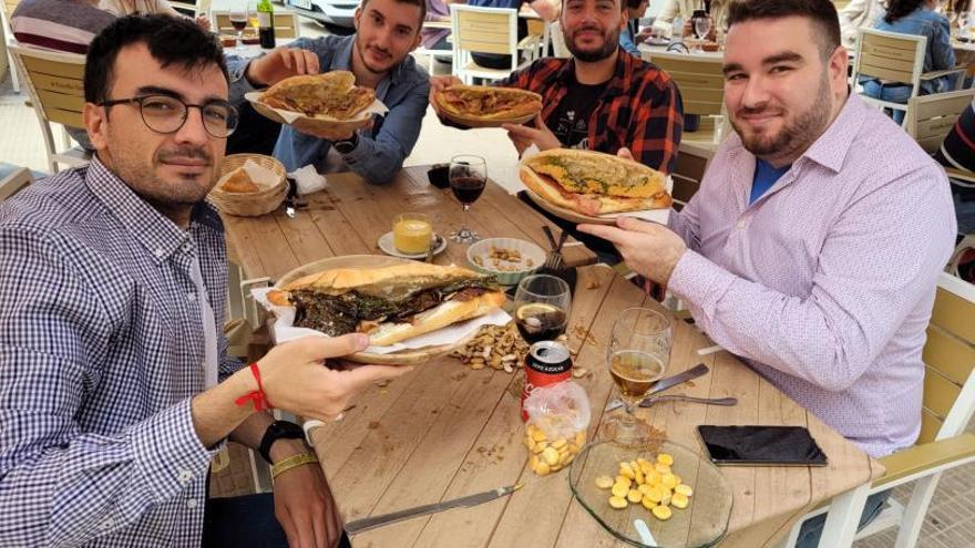 Carcaixent, capital valenciana de «l'esmorzaret»