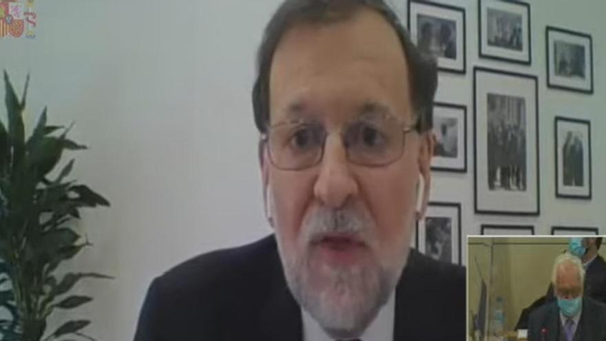 Rajoy: «No hi ha caixa B, hi ha els papers del senyor Bárcenas»