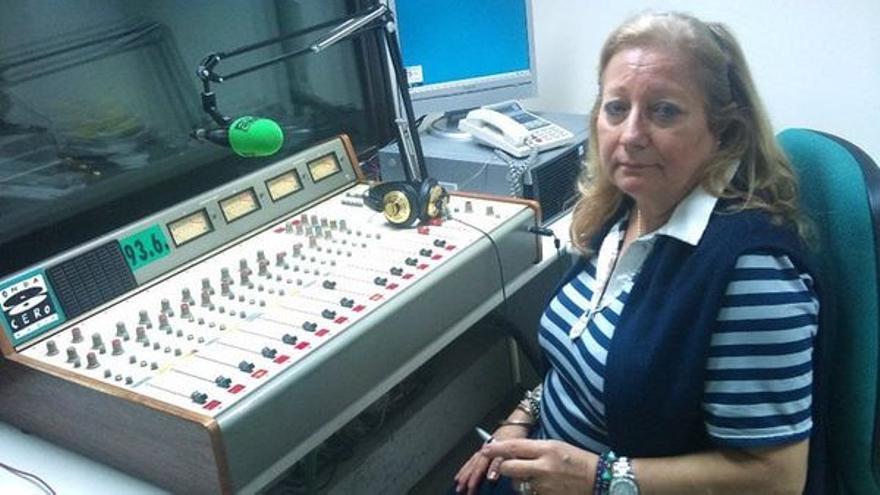 Fallece la periodista Lourdes Martín