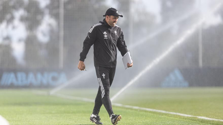 Coudet repite once frente a la Real Sociedad