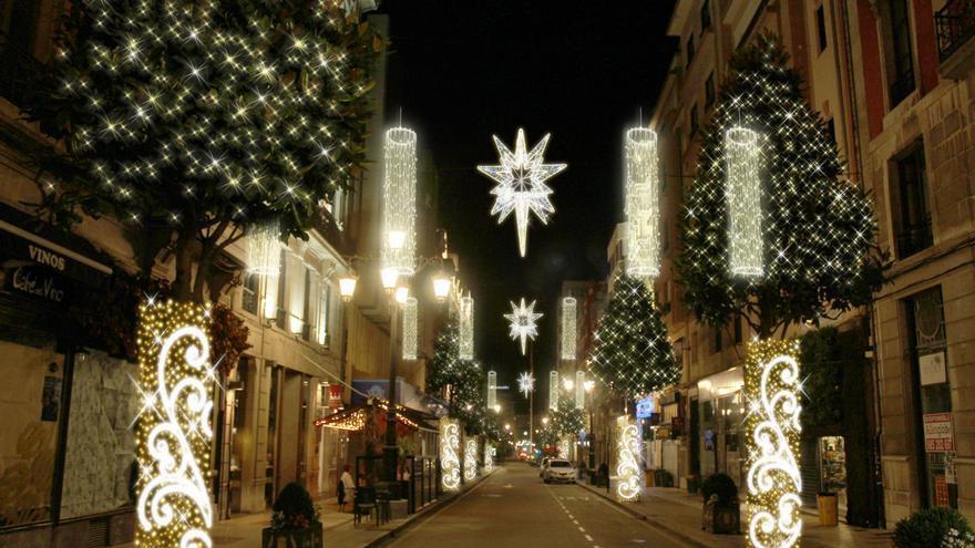 Así llegarán a Navidad los contagios de coronavirus en Asturias, según la estadística