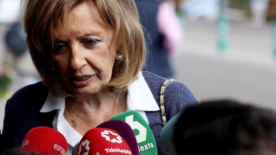 Sale a la luz la cara menos conocida de María Teresa Campos