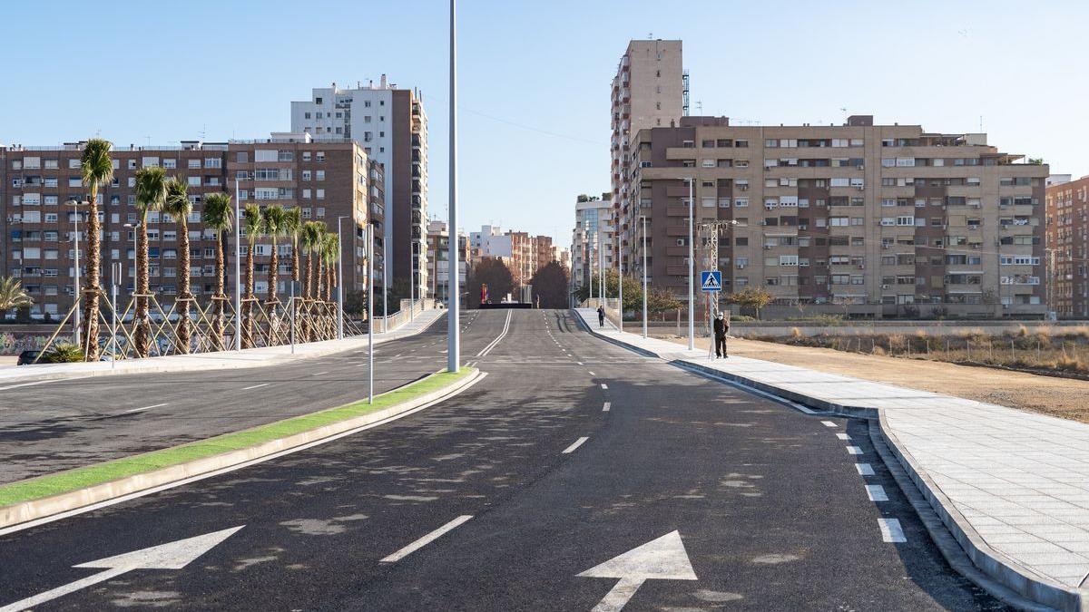 Nueva Avenida del Cantón de Cartagena