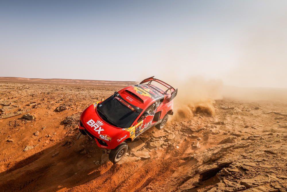Rally Dakar 2021: 8ª etapa: Sakaka - Neom