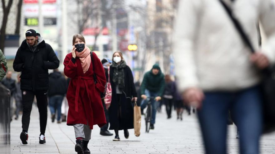 Austria anuncia un nuevo confinamiento completo hasta el 6 de diciembre