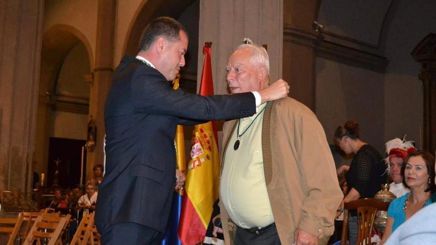Fallece Valentín Medina Moreno, Medalla de Plata de la Ciudad de Gáldar