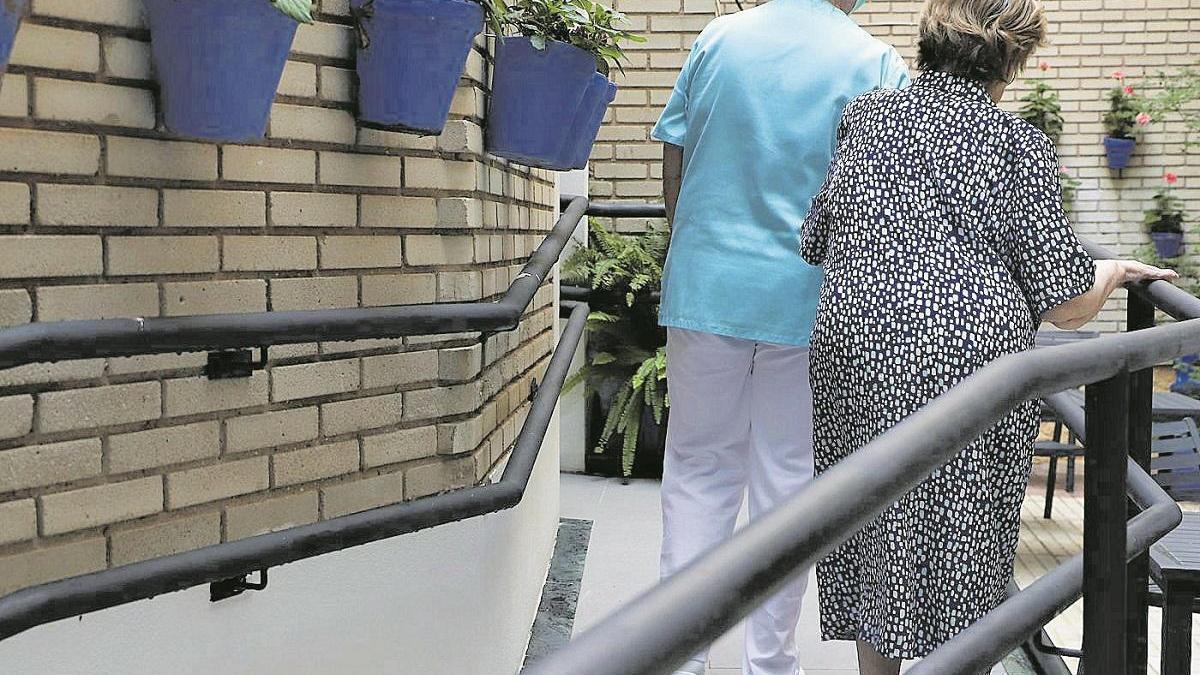 Córdoba no tiene casos de covid entre los ingresados en residencias de mayores