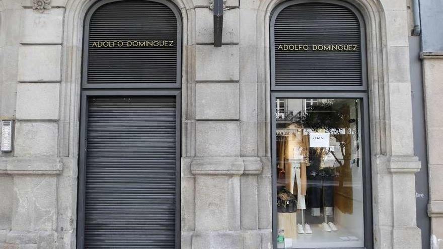 """Grandes firmas de moda de Galicia alertan: anulación de alquileres o """"cierres masivos"""""""