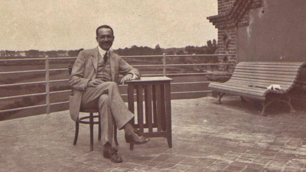 El malagueño Ricardo de Orueta.