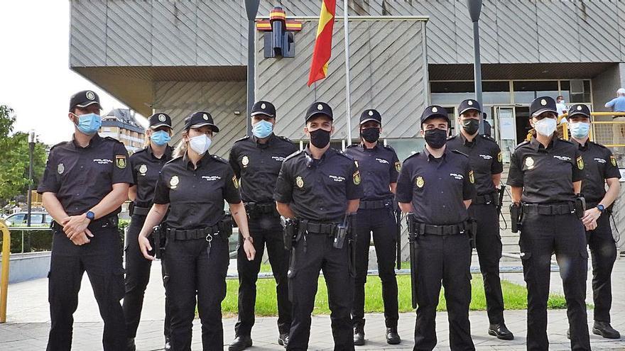 Nuevos valores en la Policía que refuerzan la seguridad
