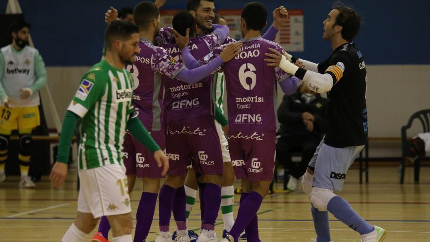 El Palma Futsal se reivindica como líder en Sevilla