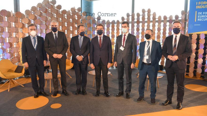 Foro industrial de fondos europeos de recuperación
