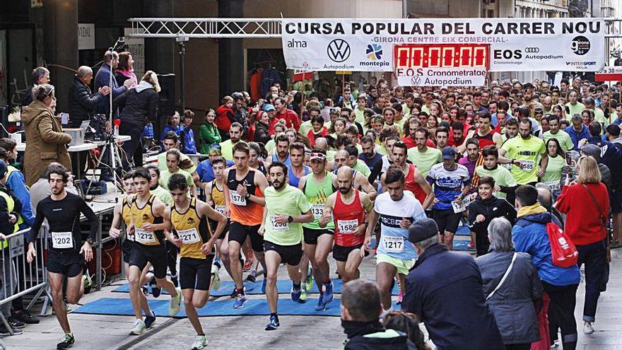 La cursa del carrer Nou ja té data i es correrà el 17 d'octubre vinent