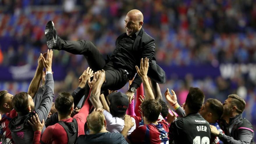 Paco López alejó el fantasma del descenso y diseñó un equipo histórico