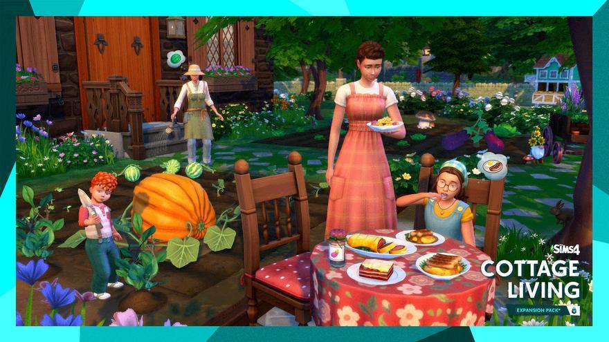 'Los Sims 4': Maxis presenta el último pack de expansión, 'Vida en el Pueblo'
