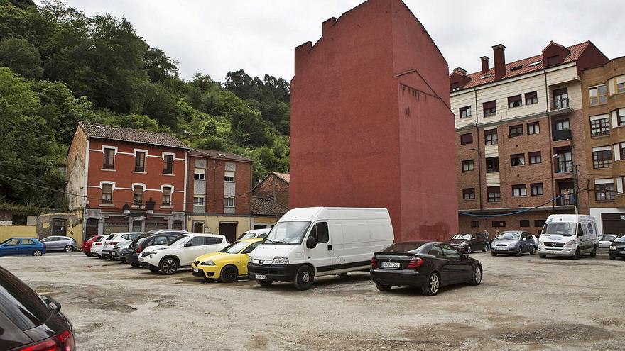 Langreo concede la licencia de obra del Palacio de Justicia once años después de ceder el solar