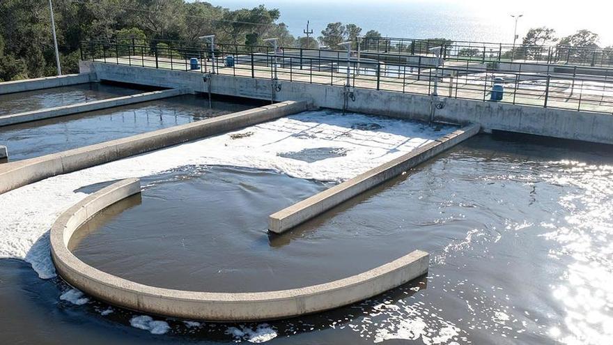 El 70% del agua que llega a las depuradoras de Ibiza incumple los límites de salinidad