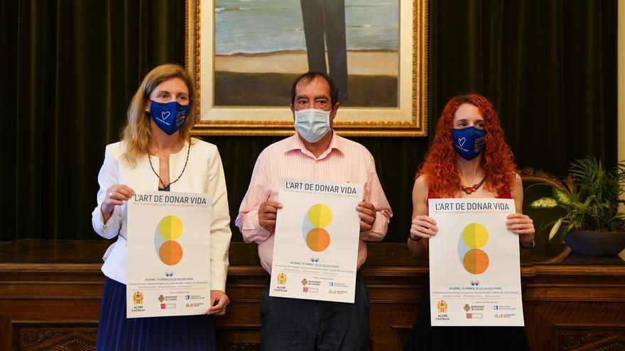 La alcaldesa respalda la reivindicación de ALCER Castalia de una unidad de trasplantes renales en Castelló