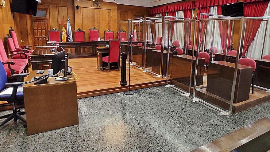 Arranca el juicio contra los policías de Ourense acusados de colaborar con narcos