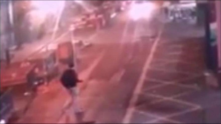 Un vídeo muestra cómo la policía de Londres mató a los terroristas