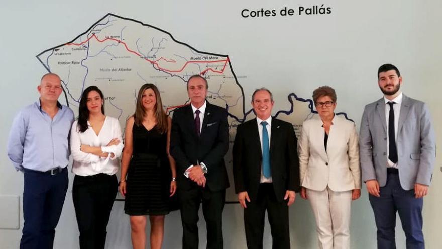 Moción de censura en Cortes de Pallás: dos concejales de Compromís se dan de baja y negocian con el PP apartar al PSPV de la alcaldía