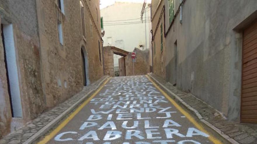 Rüde April-Scherze in Mallorcas Dörfern