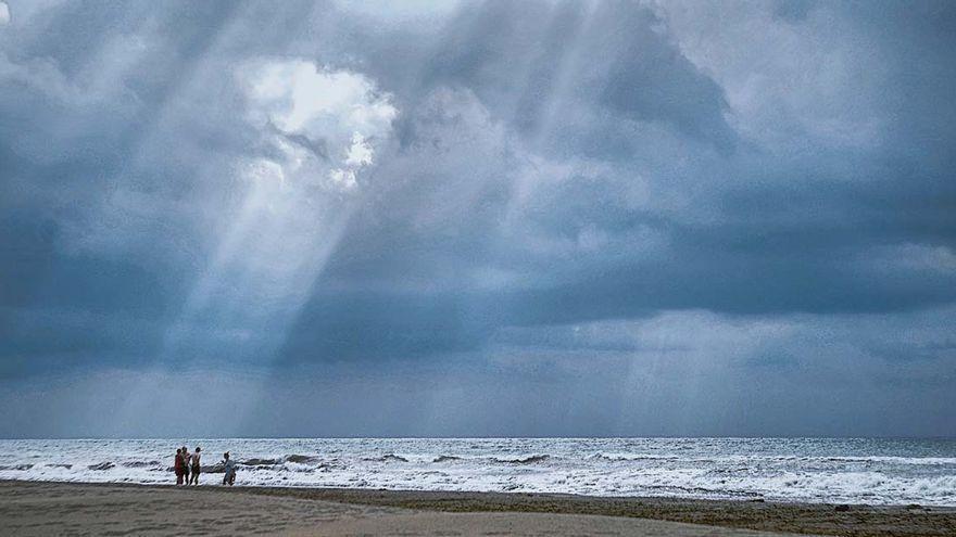 El tiempo en Mallorca: Cielos nublados y chubascos