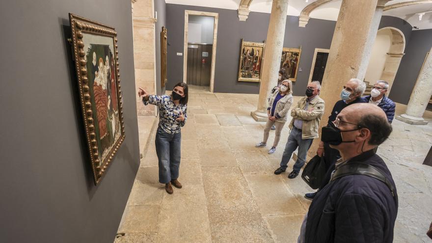 Últimos días para visitar la exposición de la donación de la donación de Arango al Bellas Artes