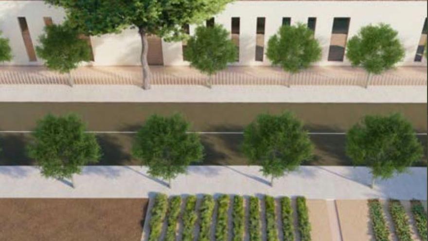 Así se transformará en huerta y residencia una fábrica abandonada de La Punta