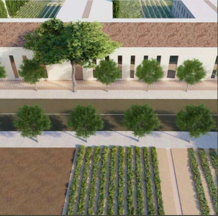 Ásí se transformará en huerta y residencia una fábrica abandonada de La Punta