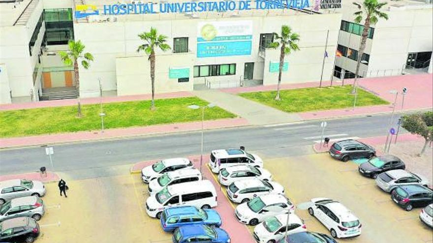 Ribera bloquea el contrato de suministros de Sanidad para el Hospital de Torrevieja
