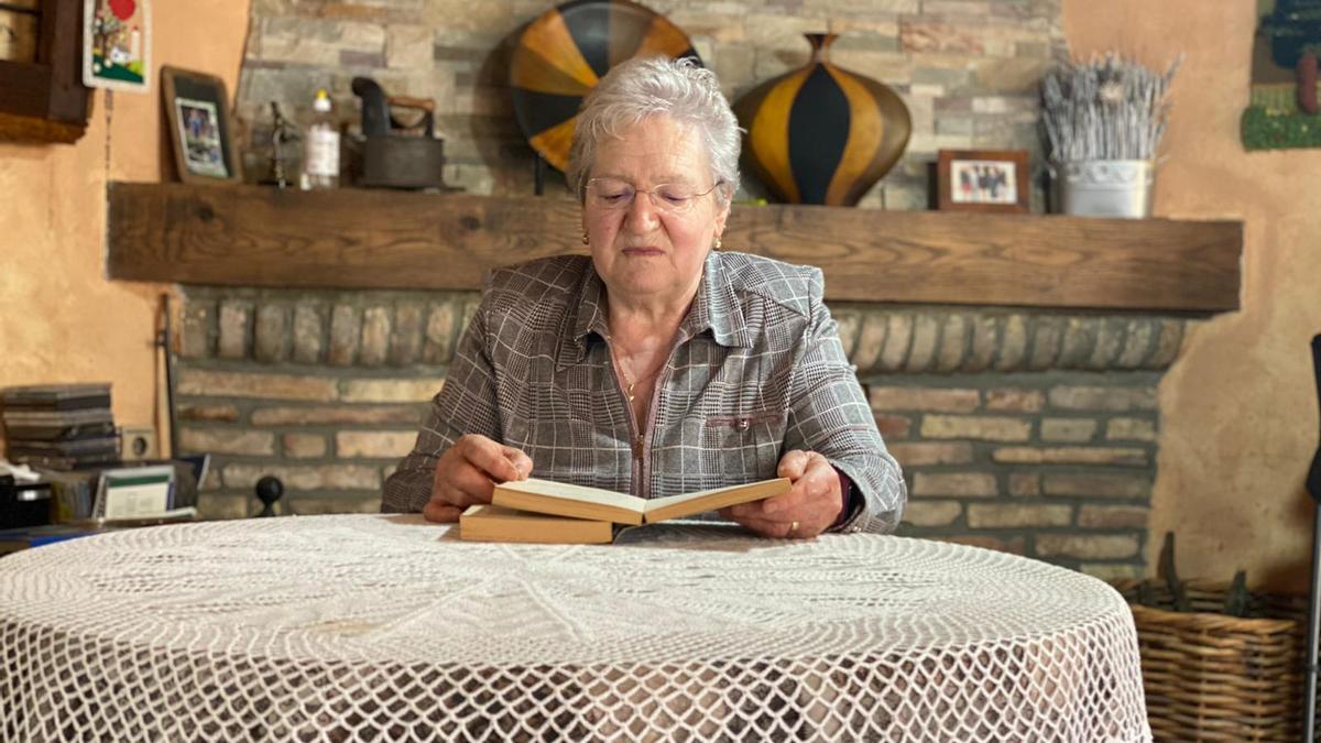 Margarita Martínez, usuaria de CuidándoTe.