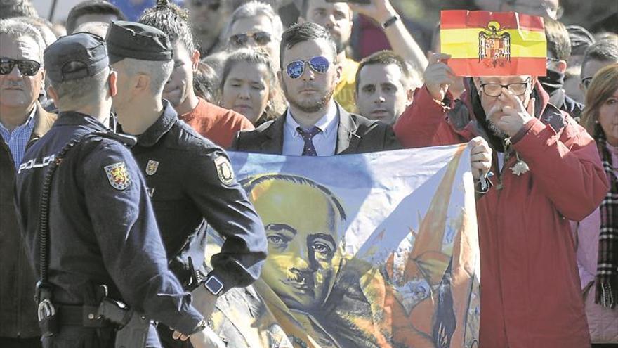 Los Franco alegarán en Europa violación de derechos humanos