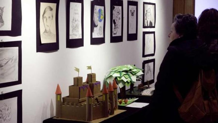 """La Fundación Alvargonzález inaugura la exposición pictórica """"Diversidad y luz"""""""