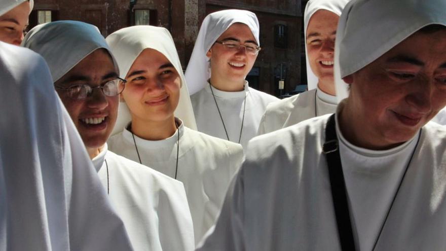 Una congregación de monjas Siervas del Hogar de la Madre llega a San Nicolás