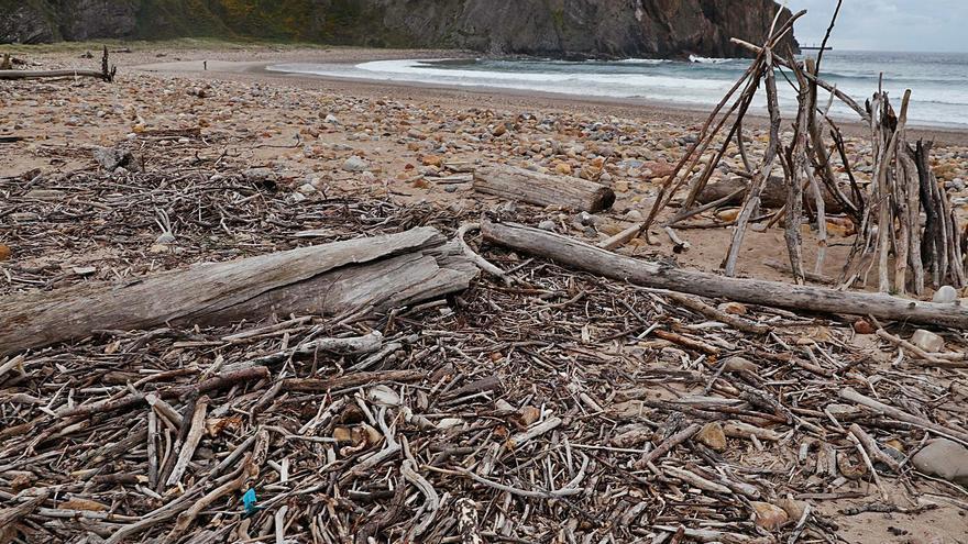Gozón destina 236.000 euros para la limpieza de sus 17 playas en verano