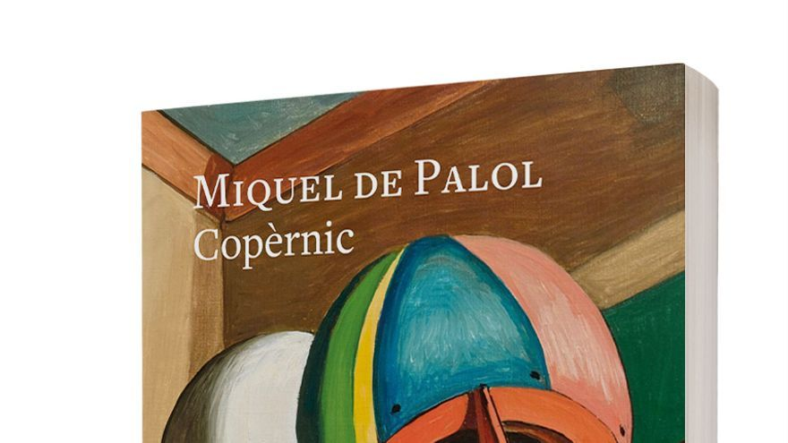 Miquel de Palol publica la novel·la 'Copèrnic', una sàtira sobre la naturalesa humana i el jo